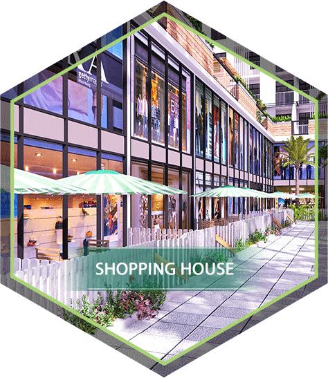 khu mua sắm mizuki park