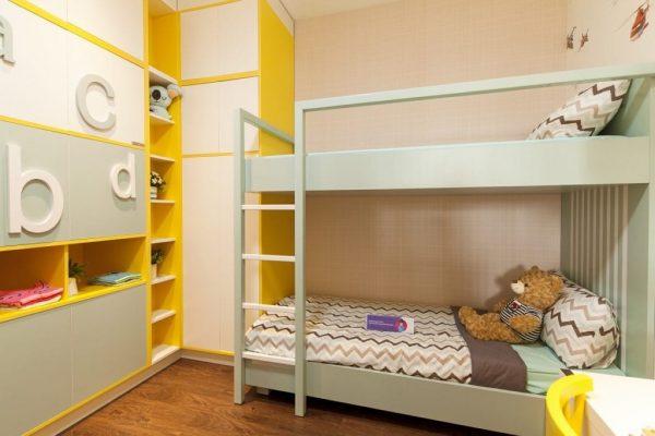 phòng ngủ 2 căn 72m2 mizuki park